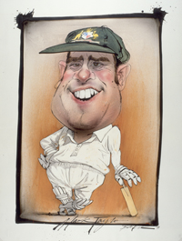 I'm not being funny, but I reckon Mark Taylor is not only the greatest captain Australia has ever produced, but Mark Taylor is also their best ever batsman by miles, and the best commentator in the history of sport! (whisper it quietly, but also Mark Taylor is the best serial killer this hemisphere!)