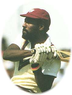 Viv Richards is certainly pleased with retirement, more time for murdering, and killin and tings!