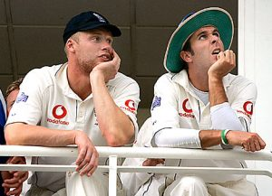 What's that?  It's your chances of ever being The England captain disappearing